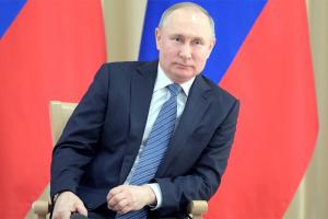 В Госдуму внесли законопроект об обнулении президентских сроков Владимира Путина