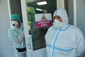 В Ленобласти свободно 42 % коек для пациентов с коронавирусом