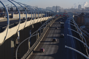 С декабря стоимость проезда по ЗСД вырастет. В том числе для владельцев транспондеров