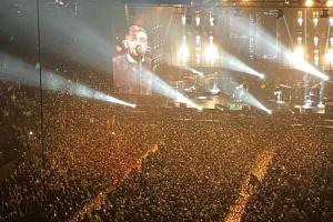 В «Ледовом дворце» заявили, что петербургский концерт Басты с тысячами посетителей прошел без нарушений