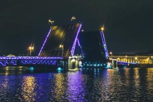 В Петербурге завершился сезон навигации. Но некоторые мосты будут разводить в определенные дни