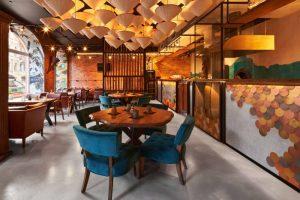 На Пяти углах открыли паназиатский ресторан My Asiatique. Проектом занимается команда индийского ресторана Tandoor
