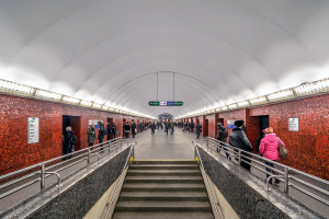 Станция метро «Маяковская» закрывается на капитальный ремонт 10 января