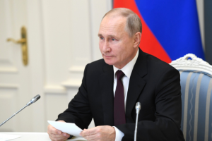 Владимир Путин подписал закон о гарантиях неприкосновенности экс-президента