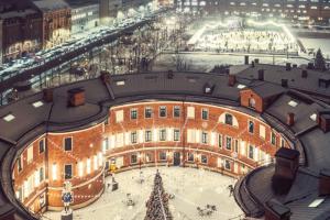 Как 31 декабря и 1 января будут работать «Севкабель Порт», «Новая Голландия» и ярмарка на Манежной? Вот график
