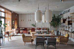 На месте «Белки» открыли ресторан средиземноморской и греческой кухни Grecco