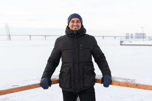 Австралиец Али Шейх — о мультикультурности Петербурга, бизнесе в России и оттенках серого неба