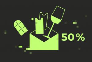 В «Бумаге» — «киберпонедельник». Подпишитесь на рассылки о культуре, вине и петербургских домах со скидкой до 50 %