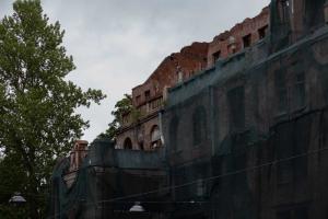 Суд отказался отзывать разрешение на перестройку дома Басевича. Активисты считают, что иск подал человек, связанный с застройщиком