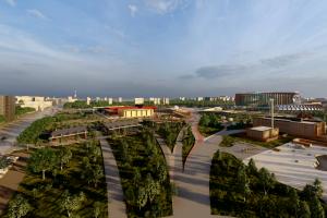 Ледовая арена на месте СКК в Петербурге будет выше рухнувшего здания