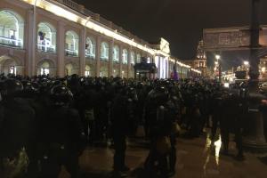 Глава сети штабов Навального анонсировал новые протестные акции по всей России на следующих выходных