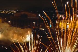 Фестиваль огня «Рождественская звезда» проведут в онлайн-формате. Трансляция начнется вечером 7 января