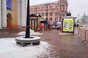 Как полиция и чиновники готовятся к 23 января: визиты домой к активистам, блокировка встреч во «ВКонтакте» и ограждения на Невском проспекте