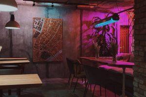 На Кирочной улице открыли рамен-бар The Noodist с экспериментальной японской кухней