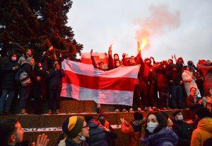 «Да потому что всех уже всё бесит». Какой была самая массовая акция последних лет в Петербурге — за Навального и против Путина