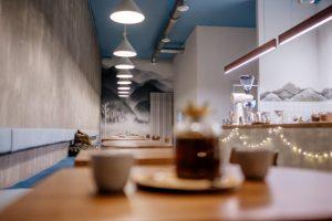 Вторую кофейню MNTN Coffee открыли на Петроградской стороне. Там подают кофе и завтраки