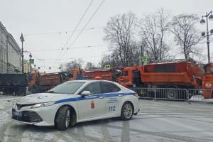Станции «Невский проспект» и «Гостиный двор» закрыли по требованию МВД. Обновлено