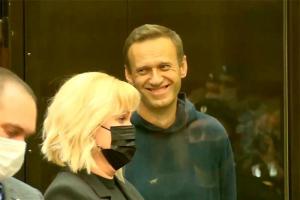 Amnesty International передала в Кремль петицию с требованием освободить Навального. Ее подписали 200 тысяч человек