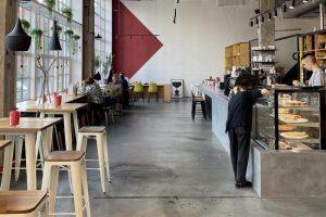 На «Кофейную карту» добавили больше 100 спешелти-кофеен Петербурга. Раньше там были только московские заведения