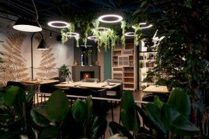 14 новых заведений февраля и как их оценивают петербуржцы. Ресторанное пространство на Невском, спикизи-бар и кафе с римской пиццей