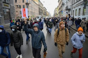 Итоги январских митингов в Петербурге. Недовольных всё больше, силовики и протестующие всё агрессивнее, а власть не идет на диалог