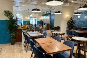 В Петербурге открыли новый грузино-итальянский ресторан — «Чача Фокачча» на Невском проспекте