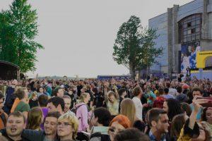 Фестиваль Stereoleto пройдет в «Севкабель Порту» 13 и 14 июня. На сцену выйдут исландские музыканты, британцы Metronomy, Леван Горозия и другие артисты