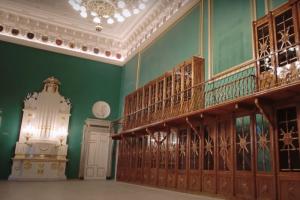Воссозданные залы Михайловского замка откроют для посетителей в День музеев