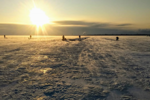 Прошедший февраль стал самым холодным в Петербурге с 2012 года. Зато солнца было больше, чем за декабрь и январь вместе взятые 🥶🌞❄