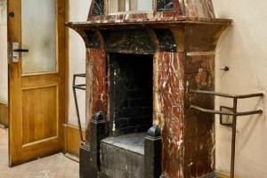 Автор блога о дореволюционных квартирах показал печи музея «Росфото», к которым нет доступа
