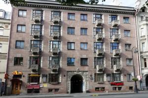 Дом работников искусств наКаменноостровском проспекте отреставрируют за четыре месяца