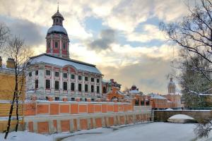 Власти Петербурга передали РПЦ второй этаж Благовещенской церкви. Ранее там находился музей городской скульптуры