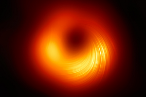 Астрофизики показали более четкую фотографию черной дыры. Она находится в 55 млн световых лет от Земли 🌍🕳️