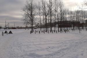 В Купчине на месте оборонительного рубежа «Ижора» появится новый парк площадью почти 12 гектаров
