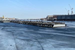 В Петербурге зафиксировали второй температурный рекорд за месяц
