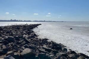 В Финском заливе у парка 300-летия хотят построить три острова — там могут открыть базу для серферов и организовать зоны отдыха на берегу
