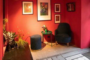 На Большой Пушкарской открыли кофейню-гостиную MART. Она заняла небольшое помещение в бывшей парадной