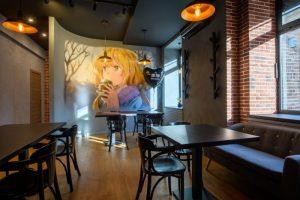 В Вяземском переулке заработало азиатское кафе Shokumotsu. Гостям предлагают пять видов рамена и гедза с тремя начинками