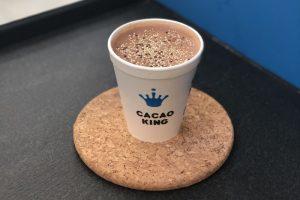 В «Охта Молле» открыли корнер Cacao King с натуральным какао и чуррос с разными вкусами