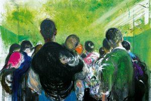 В Мраморном дворце выставили больше 40 работ художников-миллениалов. Вот что нужно знать о масштабной экспозиции молодого искусства Петербурга