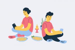 «Ты ничего не теряешь, нажимая на лайк». Пары, которые познакомились в интернете, — о страхе первого свидания, предубеждениях и плюсах общения онлайн