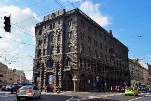 В здании доходного дома и торгового банка Вавельберга на Невском проспекте откроется пятизвездочный отель