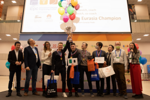 Студенты ИТМО вышли в финал чемпионата мира по программированию