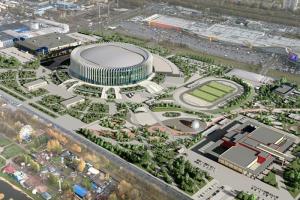В Петербурге обсудили проект реконструкции СКК. Градсовет рекомендовал обратить внимание на возможные трудности с входом и выходом болельщиков