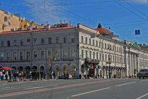 Евангелическо-реформатская церковь попросила у Смольного два исторических здания в центре Петербурга