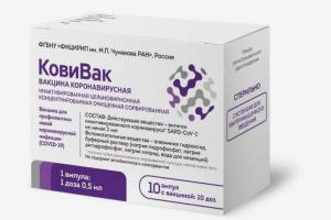 В мае в Петербург должна прийти третья прививка от коронавируса — вакцина от Центра имени Чумакова