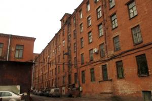 Акционер «Невской мануфактуры» пообещал восстановить сгоревшее здание на Октябрьской набережной