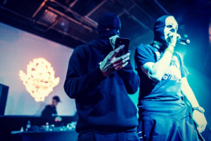 После концерта в Петербурге задержали рэпера Грязного Луи и группу XIII. В отношении них возбудили уголовное дело из-за дрифта на улице Восстания