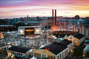Flow Festival не состоится в 2021 году. Мероприятие снова перенесли на следующий год