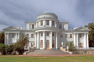 Елагин дворец откроют для посетителей 13 апреля. Его реставрировали последние 20 лет
